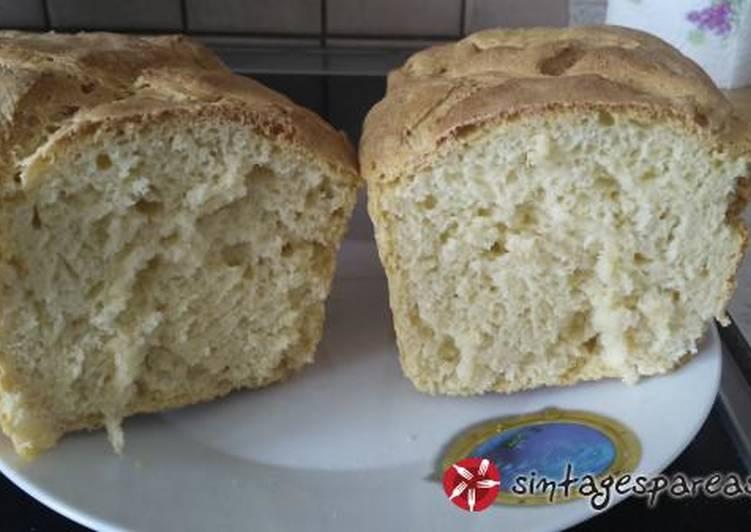 Πεντανόστιμο ζυμωτό ψωμί