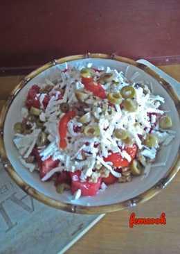 Σαλάτα με άρωμα Ελλάδας