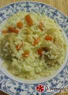 Αγκινάρες με ρύζι 2