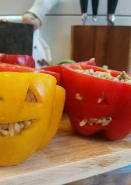 Γεμιστές πιπεριές Jack Sparow