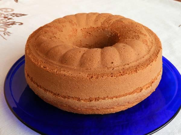 Μαστιχωτό Κέικ Καρύδας