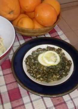 Σπανακόρυζο λεμονάτο