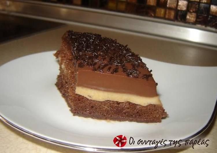 Τούρτα Σοκολάτας Κόλαφος