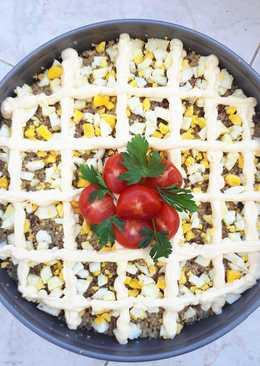Δροσερή σαλάτα με κινόα και τόνο