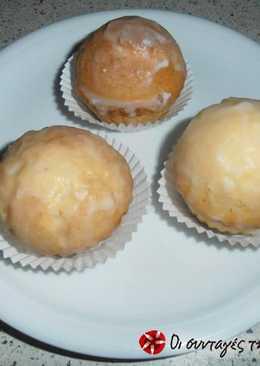 Muffins μαστίχας