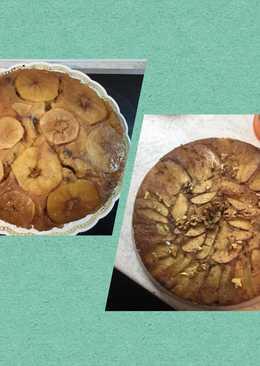 1δ Χριστουγεννιάτικο επιδόρπιο: Αναποδογυριστή μηλόπιτα Αντώνης