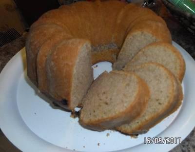 Αφράτο κέικ με κανέλα
