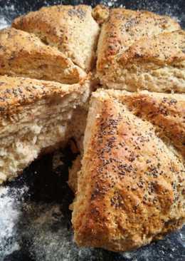 Ψωμί στο πιτς φυτίλι!