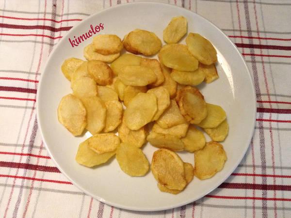 Τηγανιτές πατάτες... διπλοτηγανισμένες ή αλλιώς τηγανιτές πατάτες εκ βελγίου!!!