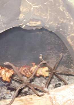 Σουφλιμάς και κάψιμο ξυλόφουρνου