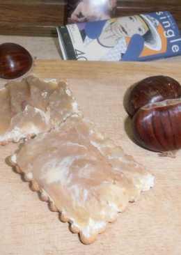 Μαρμελάδα από κάστανα... Με λικεράκι ή με βανίλια