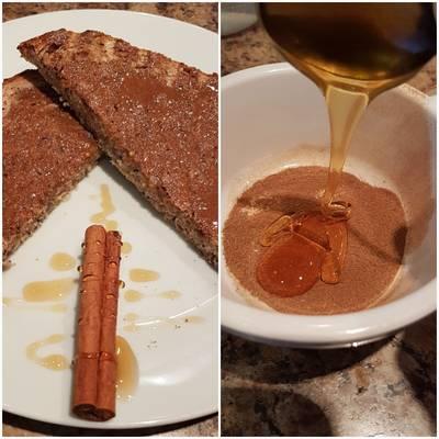 Μέλι και κανέλα στο ψωμάκι!