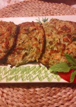 Κολκυθοκεφτέδες στο φούρνο (gluten free)