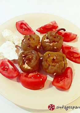 Πιπεριές γεμιστές 3