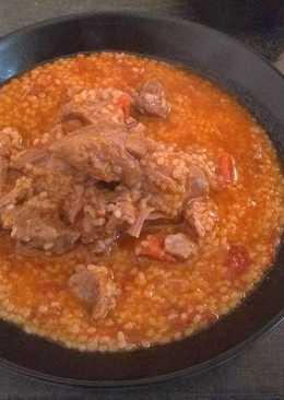 Η απόλυτη χειμωνιάτικη χοιρινή σούπα!!