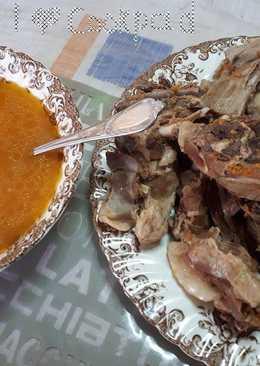 Ντοματόσουπα με ζυγούρι