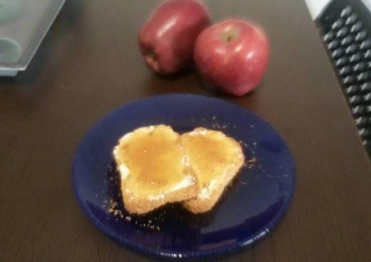 Μαρμελάδα μήλο-κανέλα