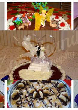 Διακόσμηση Γλυκών (ιδέες)