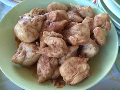 Λιβανέζικο κοτόπουλοShish Tawook