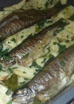 Παραδοσιακή συνταγή του ψαρά..🐟🐟