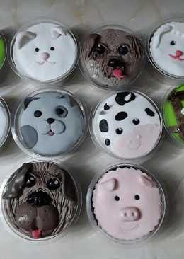 Νηστίσιμα cupcakes με oreo