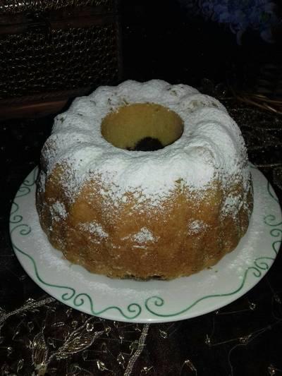 """Κέικ """"φούλ"""" πορτοκαλιού🍰🍊"""