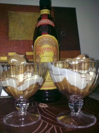 Τιραμισού να το πιεις στο ποτήρι !! #ελαφρύ_γλυκό