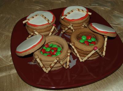 Τα μπισκότα του μικρού τυμπανιστή