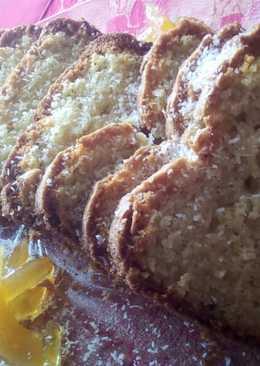 Κέικ εύκολο και γρήγορο στην εκτέλεση με ινδοκάρυδο!!!