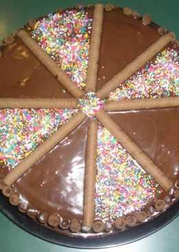Πανεύκολη τούρτα σοκολάτας