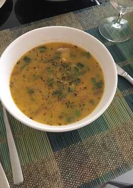 Σούπα από αρνί