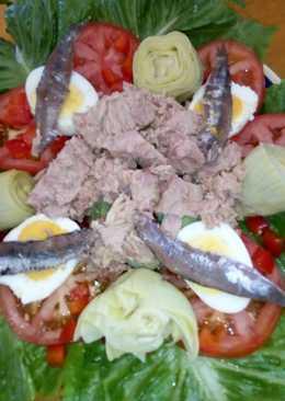 Σαλάτα Nicoise