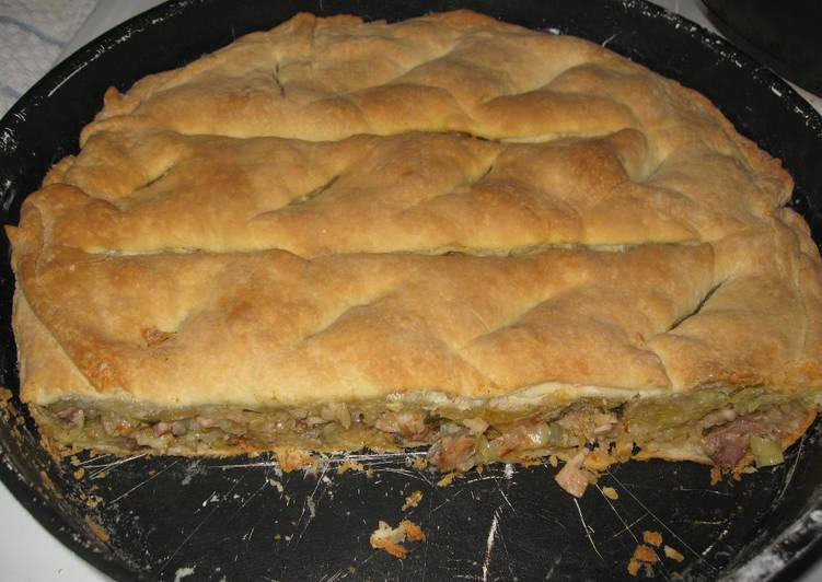 Κρεατόπιτα (με ότι κρέας θέλεις και ότι άλλο θέλεις) #πίτες