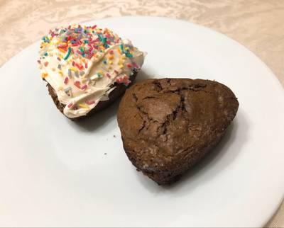Cupcake Brownies