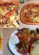 "Cianfotta Napoletana στο φούρνο. Άλλη μία ""ανδρική"" συνταγή!🍆"