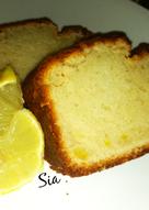 Πανεύκολο κέικ με λεμόνι