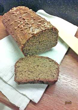 Ψωμί χωρίς αλεύρι Νο1