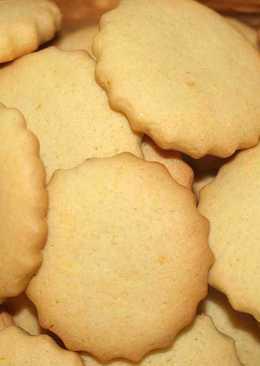 Μπισκότα μανταρινιού