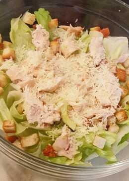 Σαλάτα του Καίσαρα (Ceasar's salad)