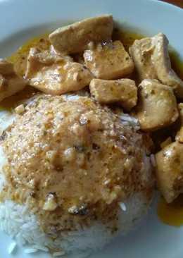 Κοτόπουλο λεμονάτο με μουστάρδα