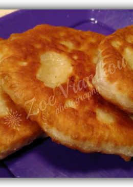 Τυρόπιτες τηγανιτές (φουσκωτές)