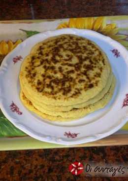 Super αφράτα pancakes