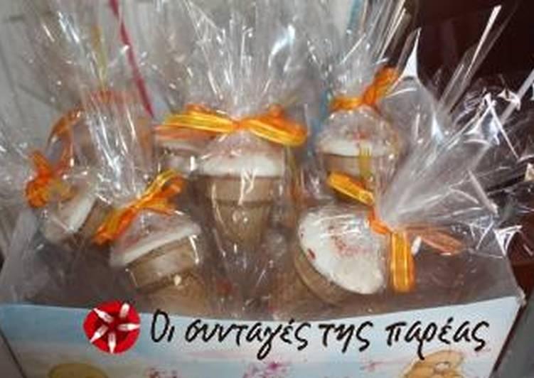 Icecream cupcakes