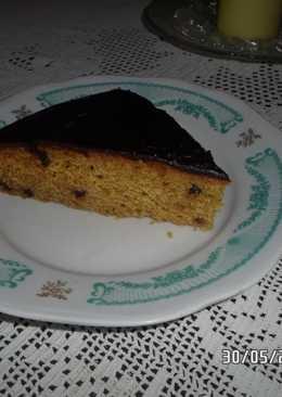 Νηστίσιμο κέικ πορτοκάλι 3