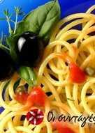 Barilla Spaghetti alla Puttanesca
