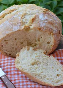 Ψωμί χωρίς γλουτένη με προζύμι