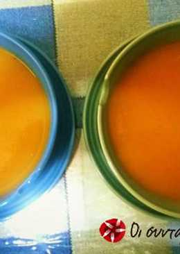 Βελουτέ σούπα λαχανικών 2