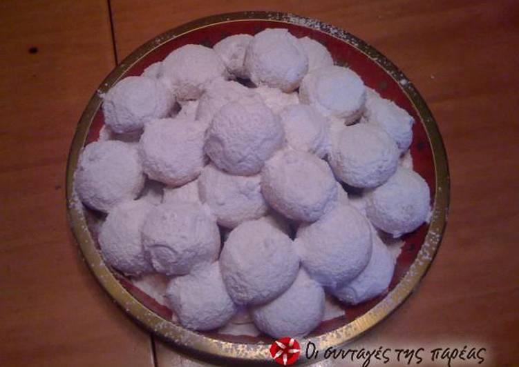 8e4dc2a137e Κουραμπιέδες Ν.Καρβάλης οι αυθεντικοί συνταγή από kikitsa 69 - Cookpad