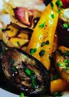 Λαχανικά ψητά στο φούρνο