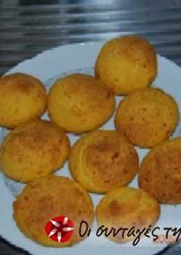 Υπέροχες μπάλες τυριού και ψωμιού